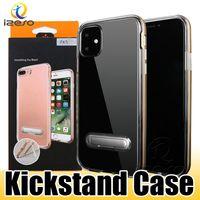 Para iPhone 11 XS MAX XR SGP Caso pata de cabra para Samsung S20 S10 Nota 10 Armadura híbrido Portector cubierta con izeso paquete al por menor