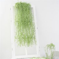 Artificial Greenery Plant Vine Home Wall Hanging Plant Decor...
