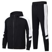 Fashion Designer Tracksuits Autumn Mens Sweat Suits Sportwea...