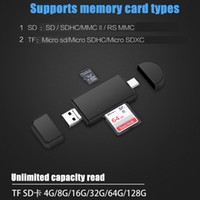 2019 Micro SD Card Reader Micro Adapter For PC Computer By