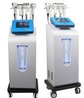 الحجامة العلاج آلة بالموجات فوق الصوتية التجويف 5D نحت صك الترددات اللاسلكية الجسم فراغ تشكيل آلة التخسيس الدهون التفجير