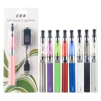 MOQ 2 stücke elektronische zigarette e zigit kit 650mAh 900mAh 1100mAh CE4 Tank Ego-t Batterieblase ClearoMizer Vape E-Zigarette