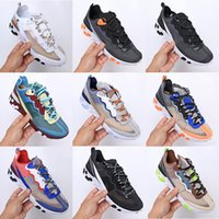 New UNDERCOVER React Element 87 Fashio off Brand men platform women canvas shoes mens athletic trainers white casual sneakers Eur 36-45