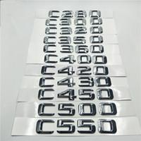 الخلفي الجذع غطاء الشعار شعار عدد رسائل لمرسيدس بنز C فئة C280 C300 C320 C350 C360 C400 W203 W204 W211 W205