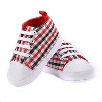 Zapatos de zapatillas infantiles Baby Boys Otoño Invierno Nueva Moda Transpirable Niños Red Zapatos Niñas Anti-Slippery Baby Baby Shoes