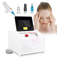 Best Price Q- Switch ND Yag laser Tattoo Removal Machine 532n...