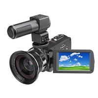 P13 4K 2160P 48MP HD Digital Camera with Mic Remote Control ...