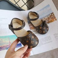 Kids Baby Moccasins Baby Girl Child Shoes PU Leather Princes...