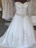Gali karten praia vestidos de casamento lado split espaguete ilusão sexy boho uma linha vestidos de noiva pérolas backless vestidos nupciais boêmios