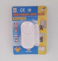ALARM Einbrecher Avoider Sicherheit Bewegliche drahtlose magnetische Sensor-Lock-Türen und Fenster Soundeffekt Sicherheit Batterie