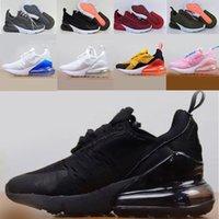 Nike air max 270 React Kid shoes 소년 소녀 신발 키즈 농구 신발 정전 승리처럼 96 개 UNC 승리처럼 상속녀 블랙 가오리 키즈 스니커즈 신발 패션 망