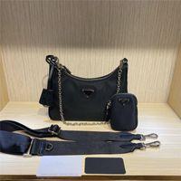 2020 Designer dames petit sac à main Messenger sac caméra épaule mini-sac Messenger portefeuille dames Sacs d'embrayage carré handb double fermeture éclair