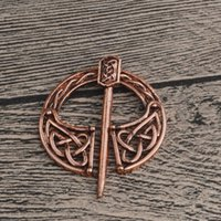 Creative New Retro Viking brooches pins Designer Brooches Fi...