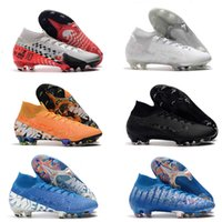 Superfly 7 Elite SE FG Mens Soccer shoes CR7 Soccer Cleats N...