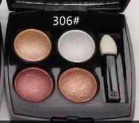2020 Neue Make-up-Lidschatten Mineralisierung 4 Farben Lidschatten-Palette!