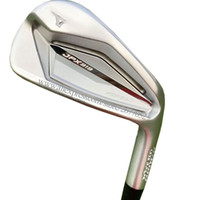 Cooyute Clubs de golf JPX 919 Fers de golf 4-9PG Fers forgés Clubs Steel Shaft Fers R ou S Flex Shaft Livraison gratuite