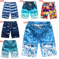 Frescos Meio Praia Pants Men Shorts Verão Boardshorts Swimming Trunks Men Casual Board Shorts Plus Size Bermuda Surf Boxers CYL-B5719