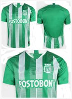 New Arrival. new thai quality 18 19 Soccer Jersey Atletico Nacional Medellin  Maillot de foot 2018 ... 465f16857