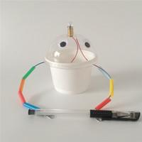 Science, technologie enfants détecteur de conducteur de circuit inventent équipement expérimental science technologie d'isolation expérimentale