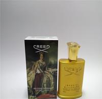 2020 Hottest Ouro Edição Creed Perfume Millesime Imperial de fragrância unissex Perfume para mulheres dos homens 100 ml frete grátis