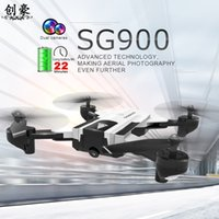 Rc Drone With 2mp 720p Hd Camera Double Folding Quadcopter D...
