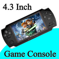 Hot sales! 8GB 4. 3 Inch Handheld Game Player MP3 MP4 MP5 Pla...