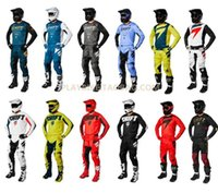2020 Motocross Jersey und Hosen SHIFT Mountain Bike Racing Suit Off-Road Jersey Rally Off-Road Jersey