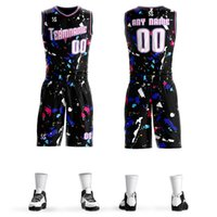 5dede71ced90 Wholesale custom designed jerseys for sale - Custom Mens Youth Kids Design  Sublimation Colourful Basketball Jerseys
