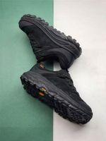 2019 Mens Engineered Garments Hoka One One Tor Ultra scarpe da montagna basse escursionismo scarpe da tennis con la scatola