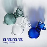 Стеклянная крышка из карбюратора OD 30 мм бутылка Стеклянная крышка из карбюратора для Quratz Banger стеклянные бонги