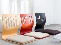 Пол-сиденье Zaisu стул азиатский дизайн гостиной мебели японского стиля татами без просматриваемой медитации кресло подушка EEA51-11