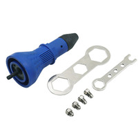 Elektrische Nietmutternpistole Nietwerkzeug Schnurlose Nietbohradapter Einsteckmutterwerkzeug Multifunktionsnagelpistole Auto Niet