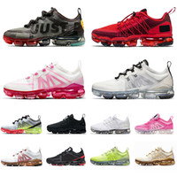 2020 Utility nike air vapormax 2019 tn PLUS off white CPFM X VPM Catus Jacks das mulheres dos homens Running Shoes Summit Rosa Branca Levanta Reminiscência Futuro Sneakers Trainers
