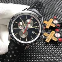 Nouveau Mode Sportif Homme Montres Carre Cool Watch Importé Quartz Mouvement 41 MM Calibre Saphir Cadran Bracelet En Cuir Hommes Cadeau Livraison Gratuite