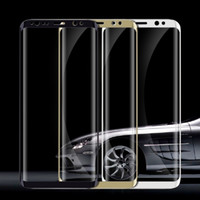 3D Tempered Glass for Samsung Galaxy S9 S8 Plus Screen Prote...
