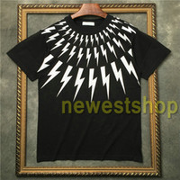 2020 new style summer mens Collar white geometry printing short sleeve t shirt Designer t shirt Camisetas t shirts unsex cotton tee tops