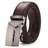 Luxury Business Male brown Belts 2019 New Fashion Popular Le...