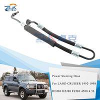 ZUK tout neuf de haute qualité Direction assistée Tube d'alimentation de tuyau de pression pour TOYOTA LAND CRUISER 1992-1998 HDJ80 HZJ80 FZJ80 4500 4.5L