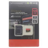2020 Hot Popular vente A1 Android Phone 32Go 64Go Class 10 128Go carte Micro SD micro 256Go Y1 micro TF carte 25pcs