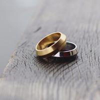 مجوهرات خواتم مثلث الزوجين خواتم بسيط شكل مثلث السويد الشمال للأزياء الساخن للجنسين