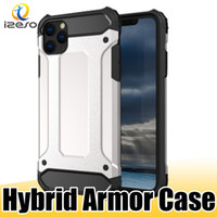 SGP Hybrid Tough Armor Cover Back Custodie per iPhone 13 12 Mini 11 Pro Max XR 8 Plus Antiurto Ammortizzabile Caso di cellulare Izeso