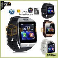 DZ09 smartwatch Android GT08 U8 A1 Samsung Smart watchs SIM intelligente vigilanza del telefono cellulare in grado di registrare l'orologio intelligente stato di sonno