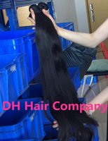 Peruvian Straight Virgin Hair Extensiones 3 Bundles Natural ...