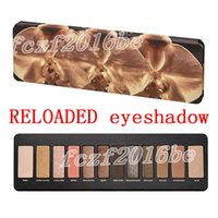The latest cosmetic brand eye shadow palette RELOADED 12 col...