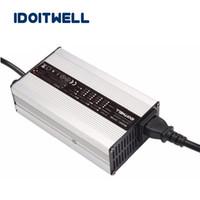 Customized 240W Serie 12V 24V 15A 8A 36V 48V 5A 4A 60V 72V 3A 2.5A Batterieladegerät für Blei-Säure-Batterie oder Lithium-Batterie oder LiFePO4