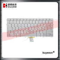 Original For MacBook A1138 A1139 French Laptop Keyboard Repl...