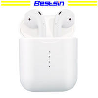 i10 wireless bluetooth 5. 0 headphones ture stereo Earphones ...