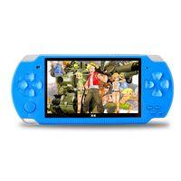 4.3 Polegada Tela Grande Portátil PMP Game Player Real 4 GB 8 GB Construir em Jogos de Vídeo Handheld Game Console para Crianças Retro Game Player