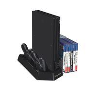 Hub USB para PS4Slim 4 em 1 Adaptador de alta velocidade para PS4 PRO Port portas USB Para Acessórios de Console de jogos PS4 Slim
