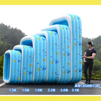 Large Adult Infant Inflatable Swimming Pool Child Ocean Pool...